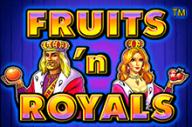 Fruits And Royals - 777 в казино онлайн