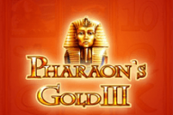 Pharaohs Gold III - автоматы 777