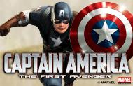 Азартный игровой аппарат Капитан Америка