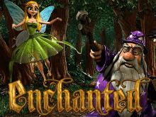 Enchanted – тематический онлайн игровой аппарат на деньги