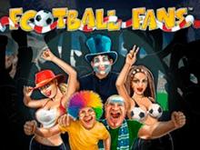 Игровой автомат спортивной тематики Football Fans