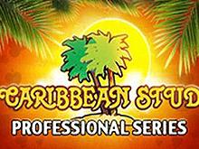 карточная азартная онлайн-игра Caribbean Stud Professional Series