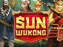 Sun Wukong: онлайн автомат студии Playtech с красивой графикой