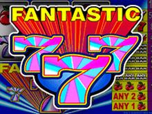 Онлайн-автомат Fantastic Sevens от Microgaming