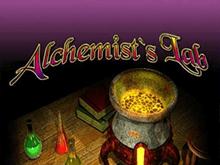 Alchemist's Lab от Playtech - игровой онлайн-автомат